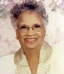 Dr. Margaret Joan Cousin
